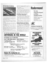 Maritime Reporter Magazine, page 17,  Jan 1971