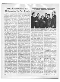 Maritime Reporter Magazine, page 18,  Jan 1971