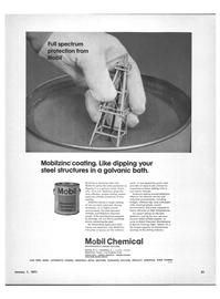 Maritime Reporter Magazine, page 19,  Jan 1971