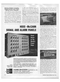 Maritime Reporter Magazine, page 20,  Jan 1971