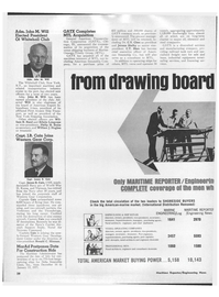 Maritime Reporter Magazine, page 26,  Jan 1971