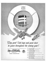 Maritime Reporter Magazine, page 1,  Jan 1971