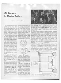 Maritime Reporter Magazine, page 28,  Jan 1971