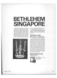 Maritime Reporter Magazine, page 33,  Jan 1971