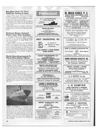 Maritime Reporter Magazine, page 34,  Jan 1971