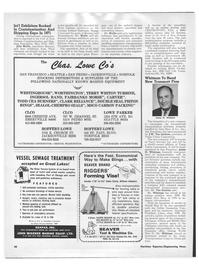 Maritime Reporter Magazine, page 36,  Jan 1971