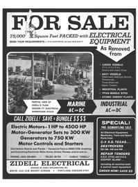 Maritime Reporter Magazine, page 37,  Jan 1971