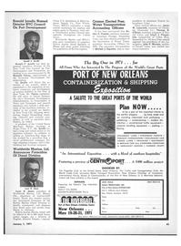 Maritime Reporter Magazine, page 39,  Jan 1971