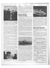 Maritime Reporter Magazine, page 40,  Jan 1971
