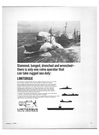 Maritime Reporter Magazine, page 3,  Jan 1971