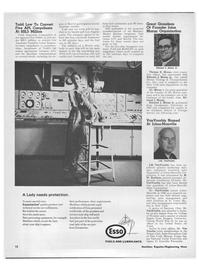 Maritime Reporter Magazine, page 10,  Mar 1971