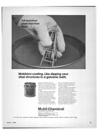 Maritime Reporter Magazine, page 17,  Mar 1971