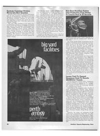 Maritime Reporter Magazine, page 18,  Mar 1971