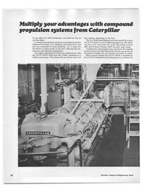 Maritime Reporter Magazine, page 20,  Mar 1971