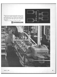 Maritime Reporter Magazine, page 21,  Mar 1971
