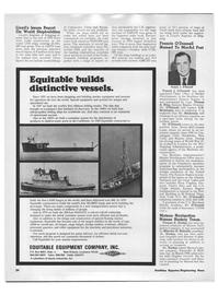 Maritime Reporter Magazine, page 22,  Mar 1971