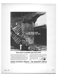 Maritime Reporter Magazine, page 25,  Mar 1971