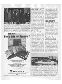 Maritime Reporter Magazine, page 32,  Mar 1971