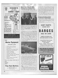 Maritime Reporter Magazine, page 36,  Mar 1971