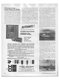 Maritime Reporter Magazine, page 40,  Mar 1971