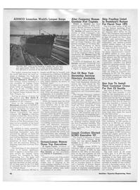 Maritime Reporter Magazine, page 44,  Mar 1971