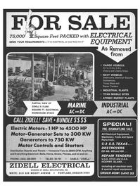 Maritime Reporter Magazine, page 45,  Mar 1971