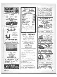 Maritime Reporter Magazine, page 47,  Mar 1971