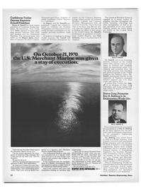 Maritime Reporter Magazine, page 10,  Apr 15, 1971 Pennsylvania