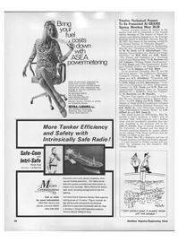 Maritime Reporter Magazine, page 22,  Apr 15, 1971 areas