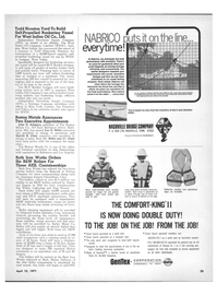 Maritime Reporter Magazine, page 23,  Apr 15, 1971 Tennessee