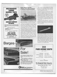 Maritime Reporter Magazine, page 34,  Apr 15, 1971 Louisiana