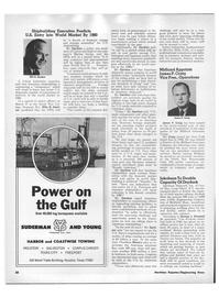 Maritime Reporter Magazine, page 36,  Apr 15, 1971 California
