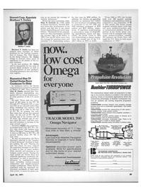 Maritime Reporter Magazine, page 37,  Apr 15, 1971 Elmo R. Zumwalt Jr.
