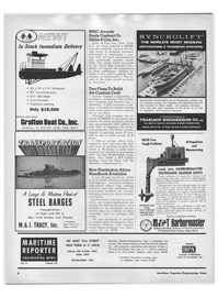 Maritime Reporter Magazine, page 2,  Apr 15, 1971 West Virginia