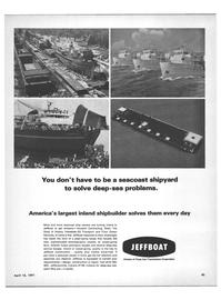 Maritime Reporter Magazine, page 41,  Apr 15, 1971 America