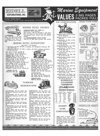 Maritime Reporter Magazine, page 45,  Apr 15, 1971 Pinion 3461 RPM