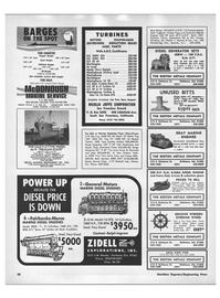 Maritime Reporter Magazine, page 48,  Apr 15, 1971 California
