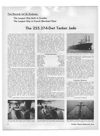 Maritime Reporter Magazine, page 4,  Apr 15, 1971 Persian Gulf