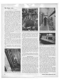 Maritime Reporter Magazine, page 6,  Apr 15, 1971 machinery control room