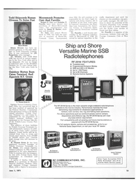 Maritime Reporter Magazine, page 11,  Jun 1971