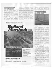 Maritime Reporter Magazine, page 12,  Jun 1971