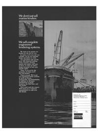 Maritime Reporter Magazine, page 13,  Jun 1971