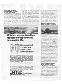 Maritime Reporter Magazine, page 22,  Jun 1971