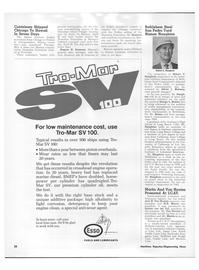 Maritime Reporter Magazine, page 26,  Jun 1971