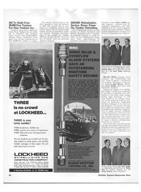 Maritime Reporter Magazine, page 30,  Jun 1971