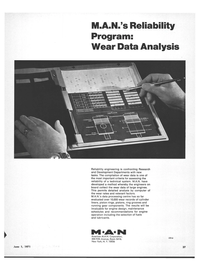 Maritime Reporter Magazine, page 35,  Jun 1971