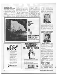 Maritime Reporter Magazine, page 38,  Jun 1971