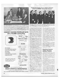 Maritime Reporter Magazine, page 40,  Jun 1971