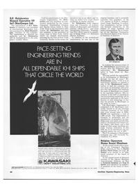 Maritime Reporter Magazine, page 4th Cover,  Jun 1971