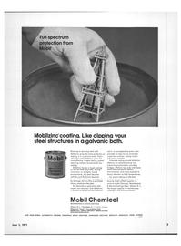 Maritime Reporter Magazine, page 3,  Jun 1971